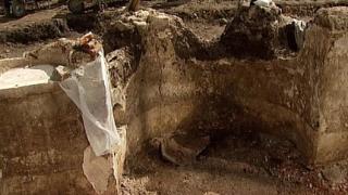 Археологическа находка спира строежа на метрото?