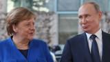 Меркел предлага помощ за одобряване на Sputnik V в ЕС
