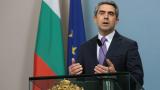 Плевнелиев отказа да се кандидатира за нов мандат