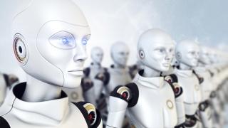 Защитата на правата на хората е минало: Организация пази правата на роботитe
