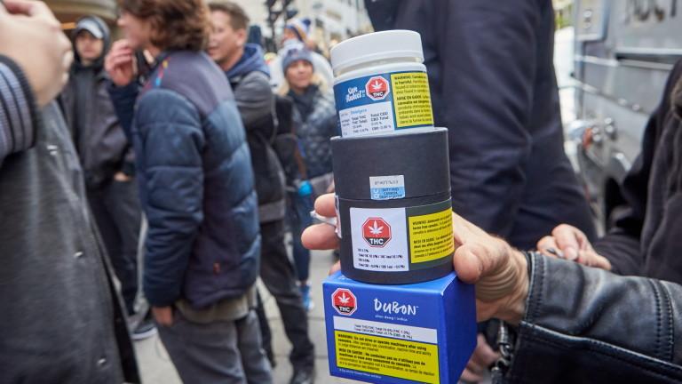Русия разкритикува Канада за легализирането на марихуаната, което влезе в