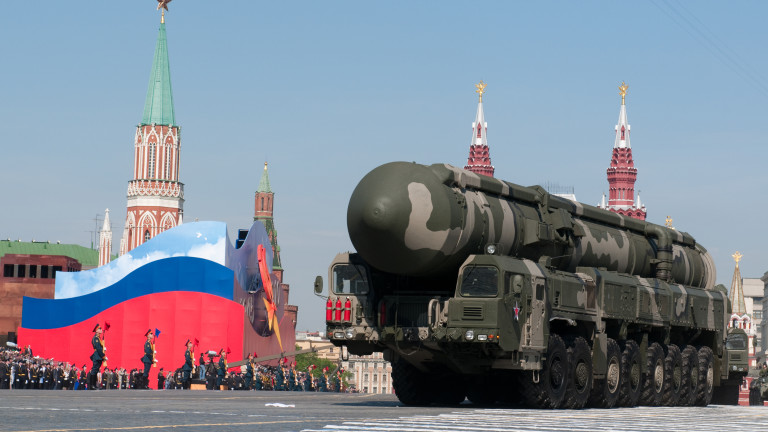 Русия успешно е изстреляла тестово междуконтинентална балистична ракета