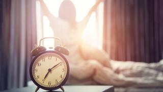 Правилният начин да се събуждаме сутрин