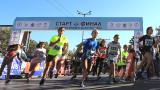 Атлети от 10 държави на маратона в Кюстендил
