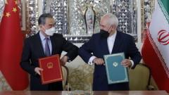 Лидерите на Иран притискани да разкрият подробности за 25-годишната сделка с Китай