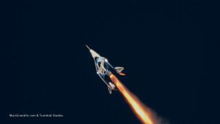 Virgin Galactic започна да продава билети за космически полети за 450 000 долара