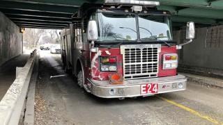 Мъж открадна пожарна, опита да гази пешеходци