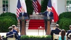 Тръмп потвърди - част от американските военни в Германия се преместват в Полша
