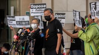 Демократични лидери в Хонконг признати за виновни
