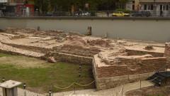 """Отварят археологическия парк """"Западна порта на Сердика"""""""
