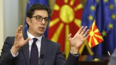 Пендаровски очаква твърда българска позиция, без значение кой ще спечели изборите