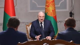 Лукашенко: Бунтовете в Беларус се контролират от американците чрез център в Полша