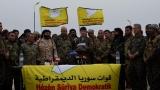 Дамаск е отворен на преговори за автономията на сирийските кюрди