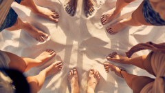 Какво разкрива формата на краката ни за нашия характер
