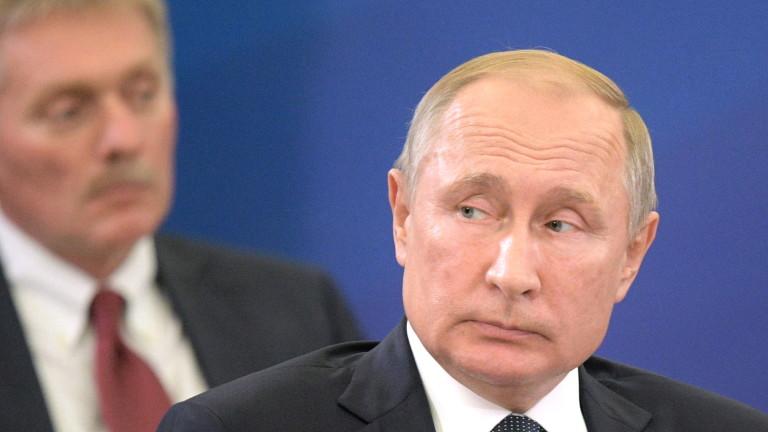 САЩ нямат доказателства, че Иран е атакувал Саудитска Арабия, категоричен Путин
