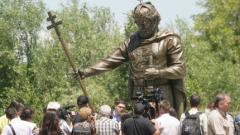 Около 100 000 лева струва паметникът на Цар Самуил