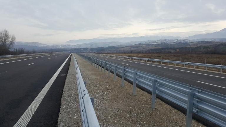 България отлага изграждането на последния участък от магистрала