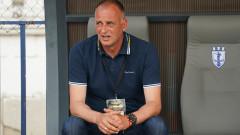 Антони Здравков: Може да се случи така, че да спечелим Купата на България