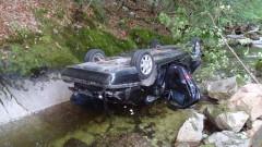 Мъж почина при катастрофа край Девин