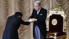 Заради церебрална анемия японският император се оттегля от обществени задължения