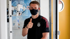 Александър Нюбел мина медицински тестове в Байерн