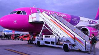 Летище Варна е обслужило над 230 хиляди пътници за седем месеца
