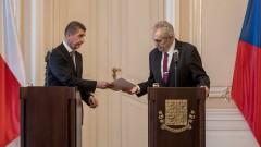 Чешкият президент Земан връчи втори мандат на Бабиш за съставяне на кабинет