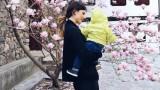 Цвети перфектна и в ролята на грижовна майка