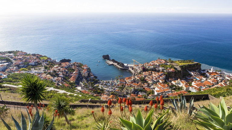 Остров Мадейра - ново работно място за всеки