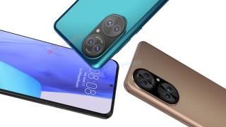 Huawei P50 се появи в мрежата