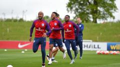 Английски национал се контузи преди мача с България