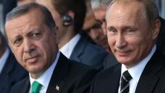 Реверансите на Путин към Ердоган
