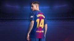 Фелипе Коутиньо пред дебют за Барселона