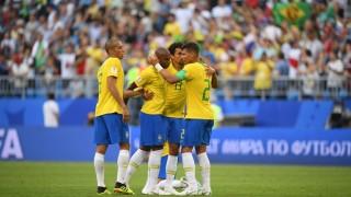 Ясен е капитанът на Бразилия за сблъсъка с Белгия