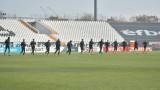 Седем юноши на Локомотив (Пловдив) се включиха в тренировката на мъжкия отбор