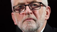 Лейбъристите отстраняват Корбин за 3 месеца