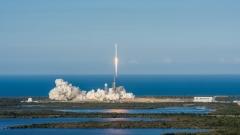 SpaceX извърши успешно повторно изстрелване на Falcon 9
