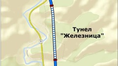 """Джи Пи Груп"" се отказва да строи тунел Железница"