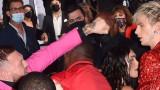 Machine Gun Kelly, Конър Макгрегър и спречкването им на наградите VMA