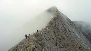 С облаци и дъжд посрещат планините