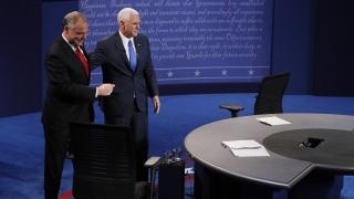 Вицето на Тръмп печели единствения дебат срещу заместника на Клинтън
