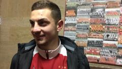 ЦСКА продаде свой нападател на Славия
