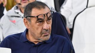 Oфициално: Ювентус уволни Маурицио Сари
