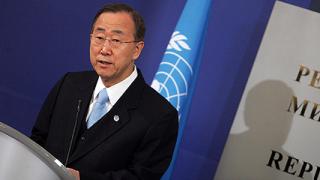 Бан Ки Мун: В Хомс остават блокирани 2.5 млн. души