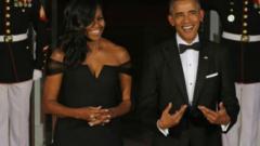 И Мишел Обама се разголи!