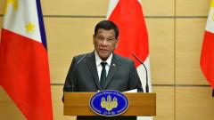 Бях гей, но се излекувах, разкри президентът на Филипините