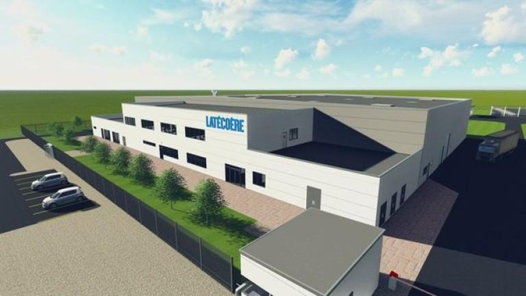 Френският производител на авиационни системи Latecoere ще използва средства от