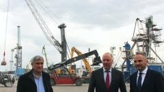 С 400 млн. лева България повишава плавателността на пристанище Варна-запад