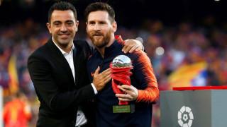 Меси остава в Барселона, само ако Шави бъде назначен за треньор