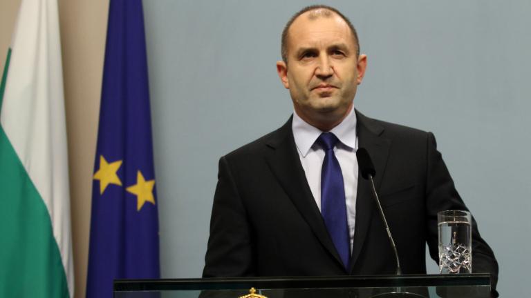 Радев наложи вето върху закона за концесиите